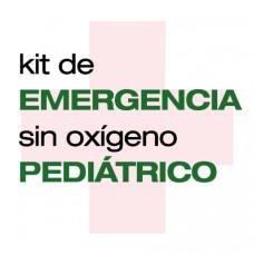 KIT EMERGENCIA SIN OXÍGENO PEDIÁTRICO