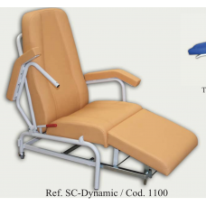 SILLON CLINICO GERIATRICO DYNAMIC